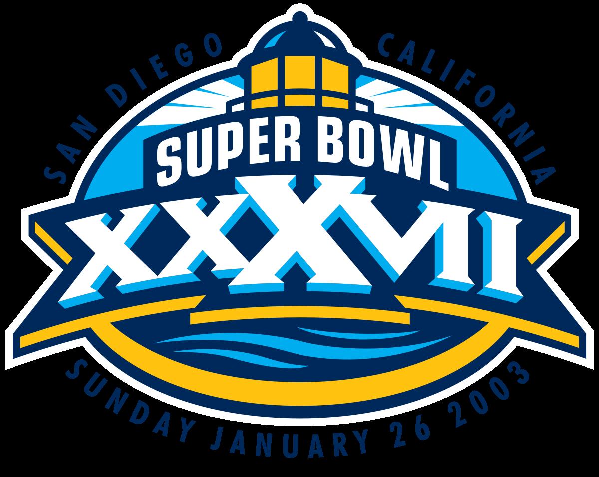 Super Bowl XXXVII.