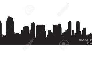 San diego skyline clipart 1 » Clipart Station.