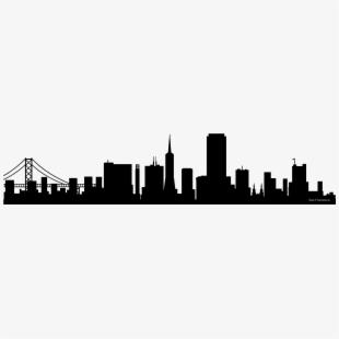 Skyline Clipart Skyline San Diego.