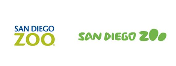 San diego zoo Logos.