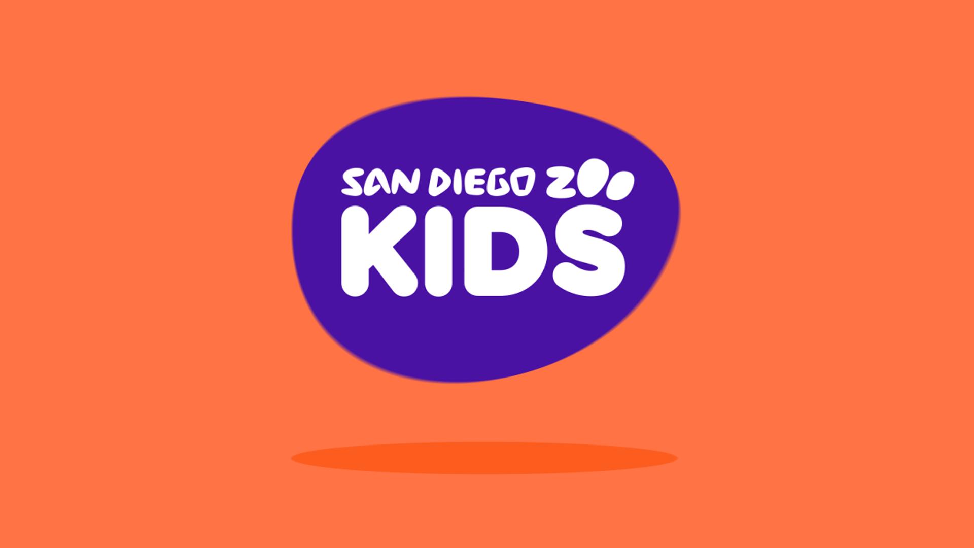 San Diego Zoo Kids.