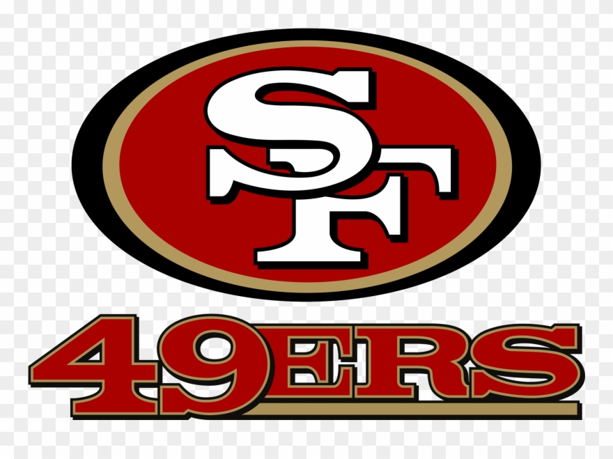 San Francisco 49ers Logo Png Transparent Svg Vector.