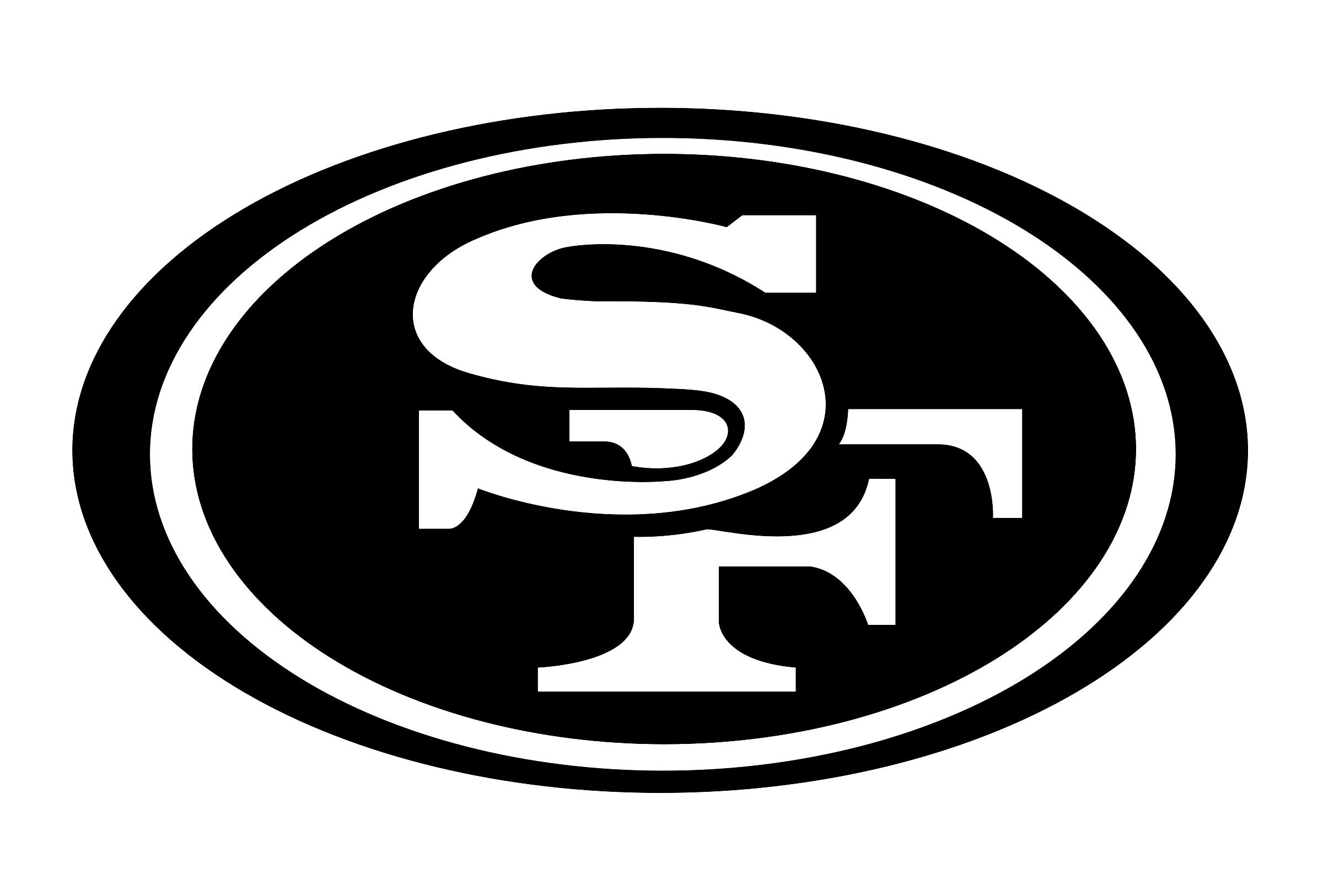 San Francisco 49ers Logo PNG Transparent & SVG Vector.