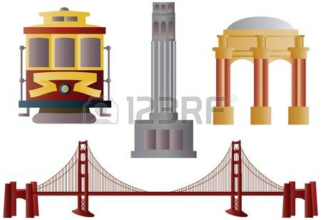 1,768 San Francisco Stock Illustrations, Cliparts And Royalty Free.