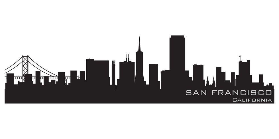 San Francisco Clip Art & Look At Clip Art Images.