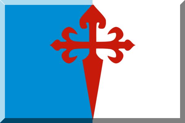 File:600px Bianco e Azzurro con Croce di San Giacomo.png.