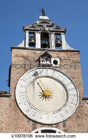 Stock Images of San Giacomo di Rialto k10978106.