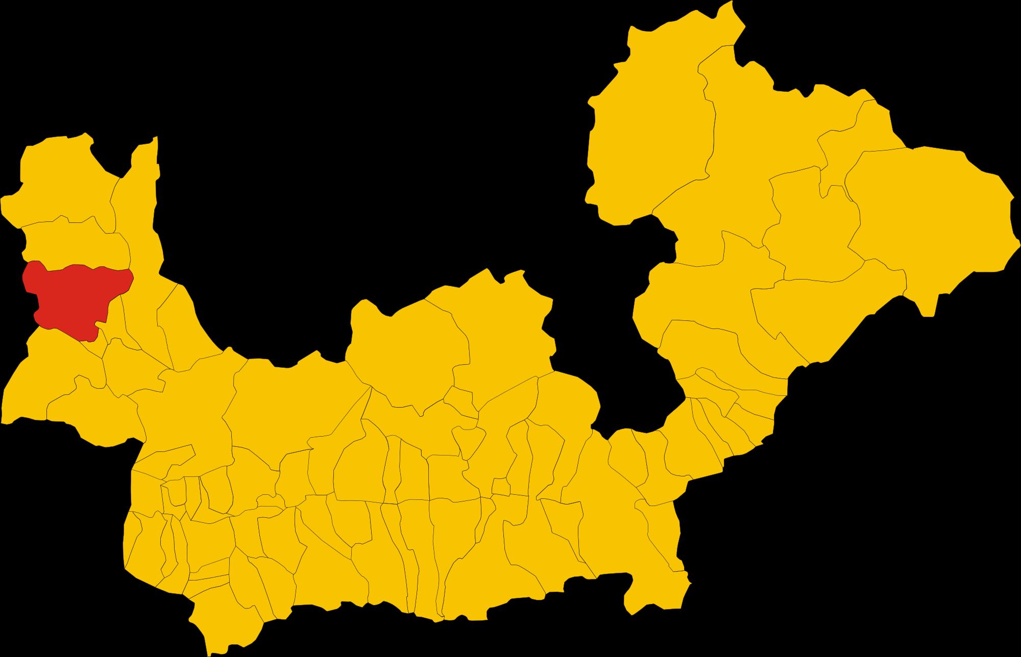 File:Map of comune of San Giacomo Filippo (province of Sondrio.