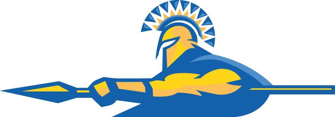 San Jose State Spartans Partial Logo.