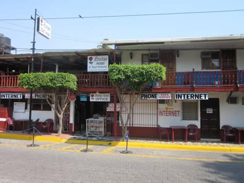 Rositas Hotel, San Juan del Sur, Nicaragua.