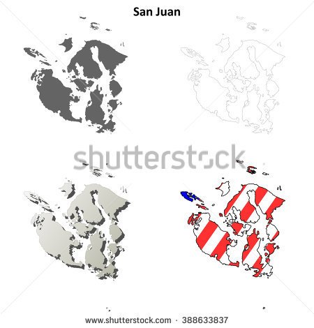 San Juan Island Stock Vectors, Images & Vector Art.