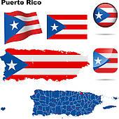 San Juan Island Clip Art.