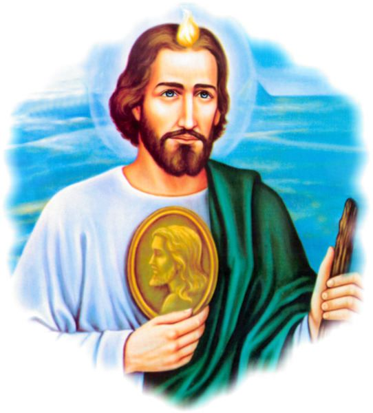 San Judas Tadeo Png Group (+), HD Png.