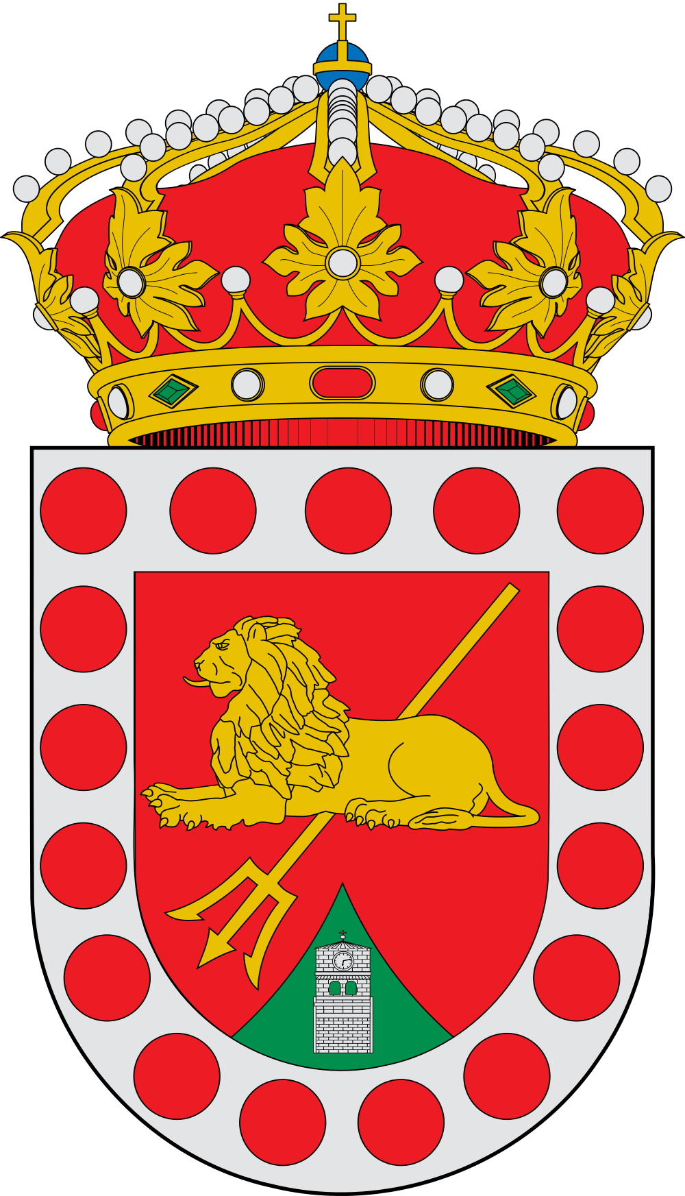 File:Escudo de San Mamés de Burgos.svg.