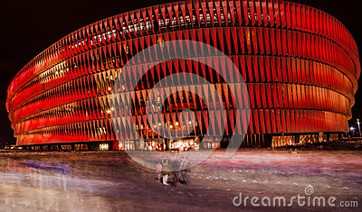 San Mames Stadium Bilbao Stock Photos, Images, & Pictures.