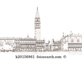 Piazza san marco Illustrations and Stock Art. 15 piazza san marco.