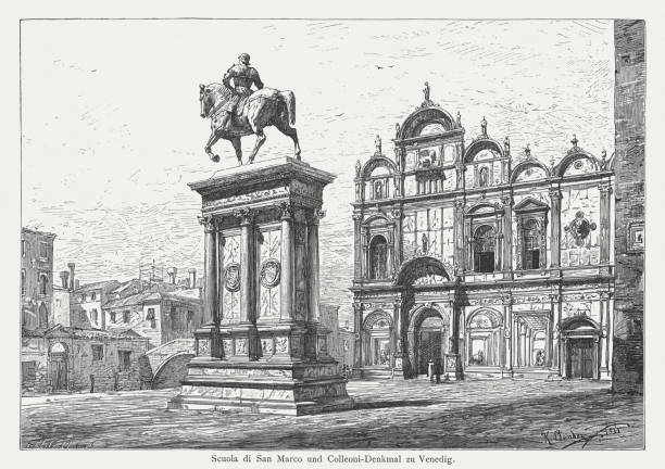 Museum Of San Marco Clip Art, Vector Images & Illustrations.