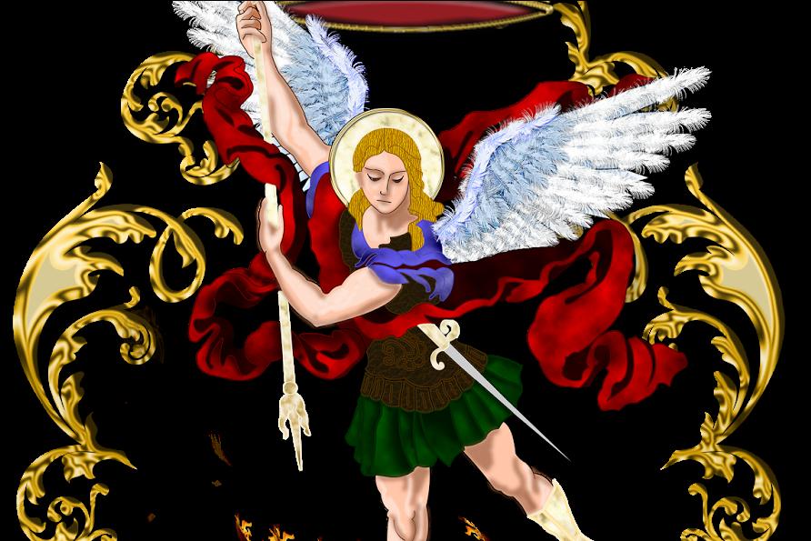 HD Meditación Con El Arcángel Miguel.