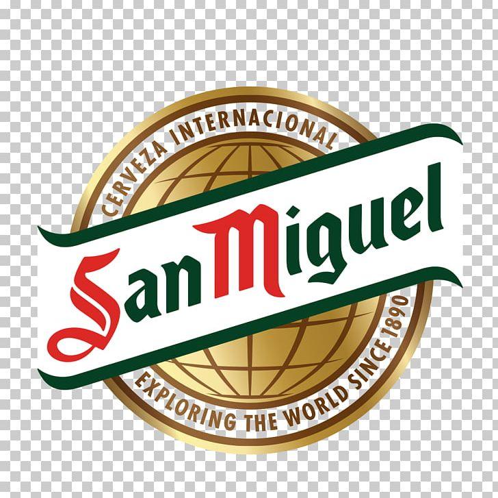 San Miguel Beer Logo Cervezas San Miguel Brand PNG, Clipart.