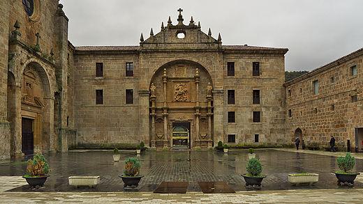 Monasterio de San Millán de la Cogolla.