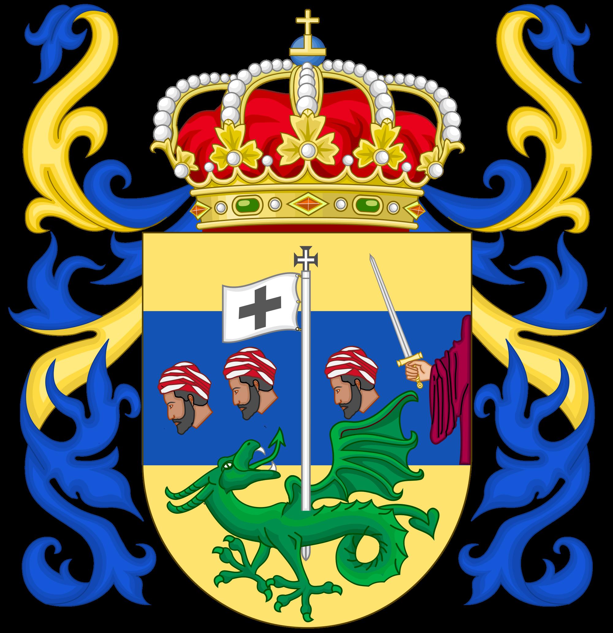 File:Coat of Arms of San Millán de la Cogolla.svg.