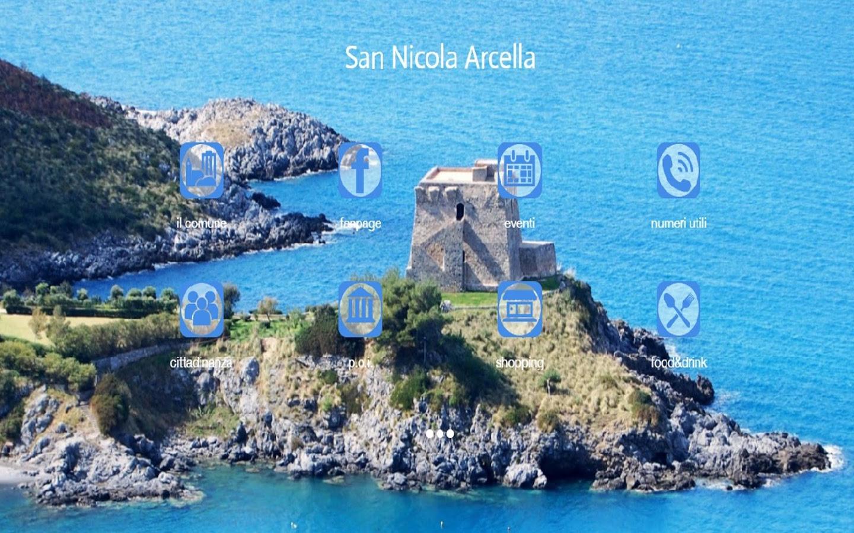 San Nicola Arcella.