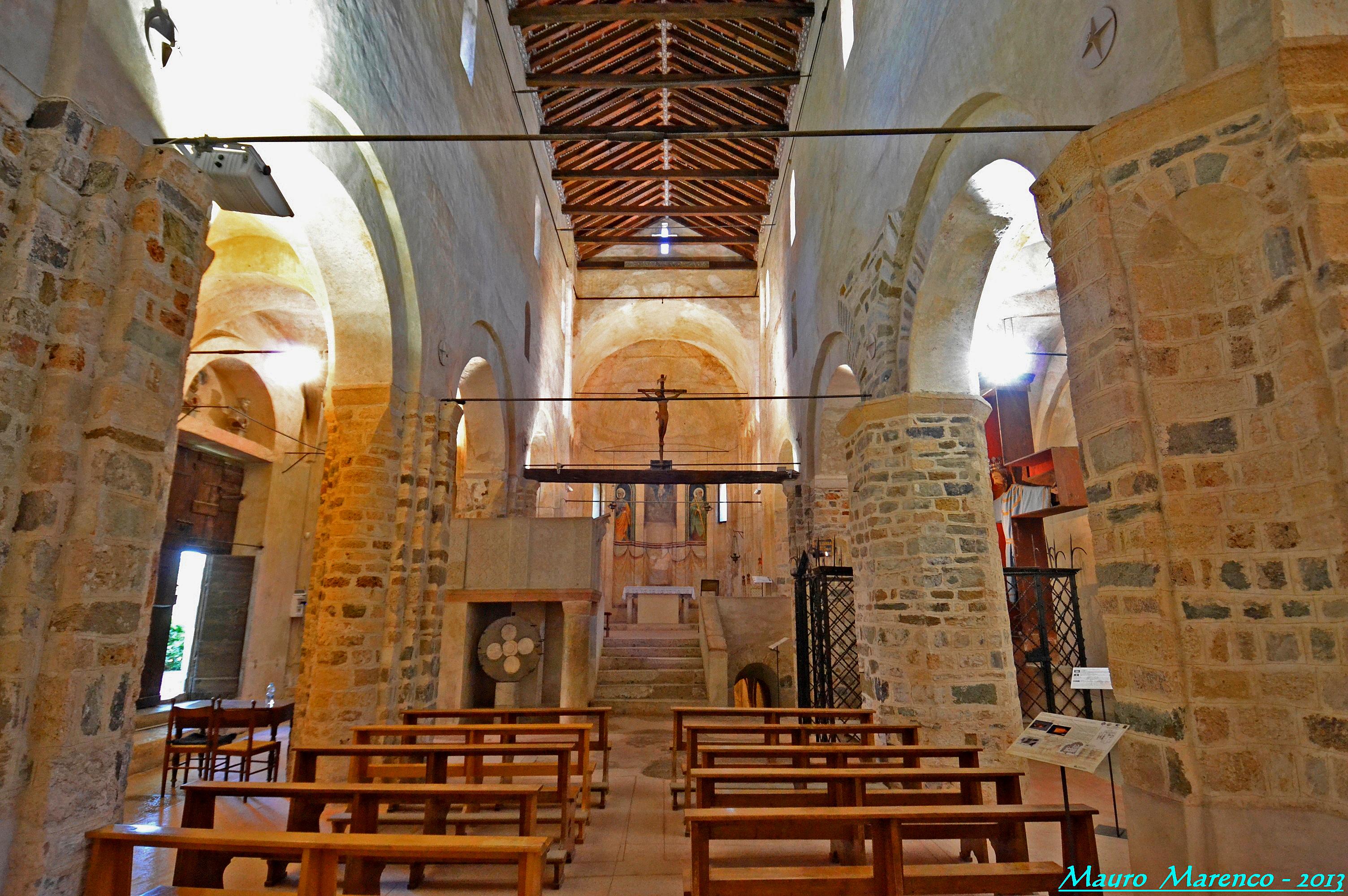 Visita alla Chiesa di San Paragorio a Noli.