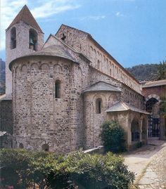 Porte triomphale de l'abbaye de Lorsch (Hesse, Allemagne), vers.