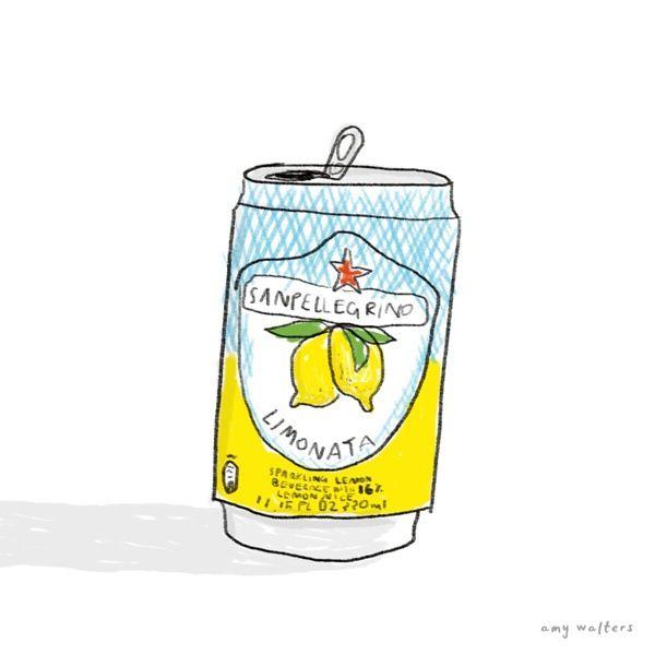 A4 Limonata Print.