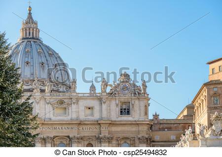 Drawings of San Pietro.