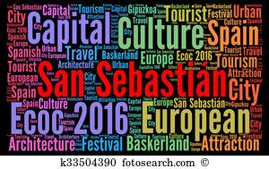 San sebastian Clip Art and Stock Illustrations. 26 san sebastian.