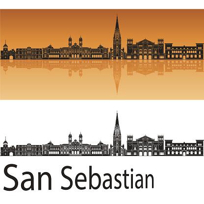 San Sebastian Clip Art, Vector Images & Illustrations.