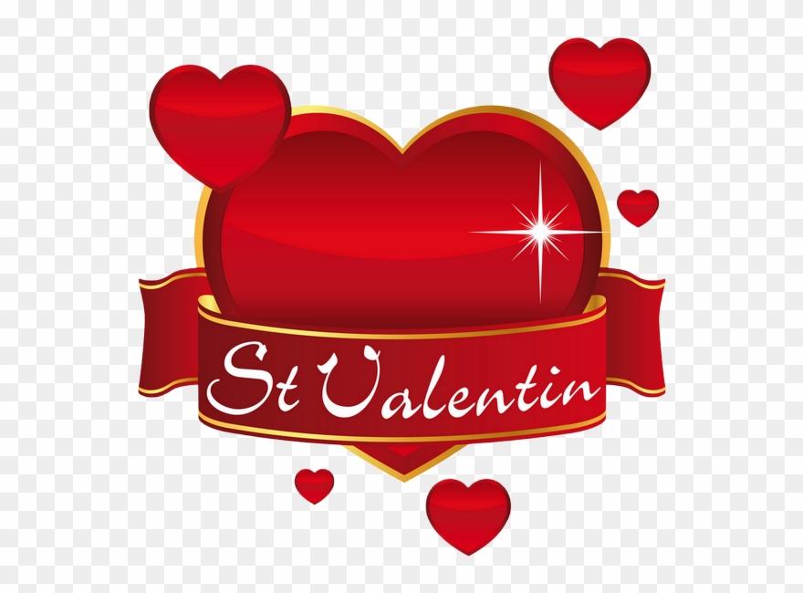 Coeur Saint Valentin Png Clipart (#2271059).