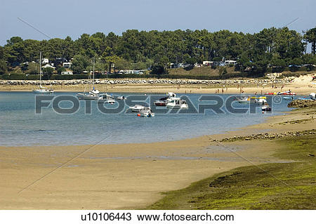 Stock Photo of Spain, Cantabria, Santander, San vicente barquera.
