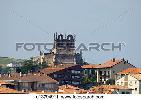Stock Photography of Spain, Cantabria, Santander, San vicente.