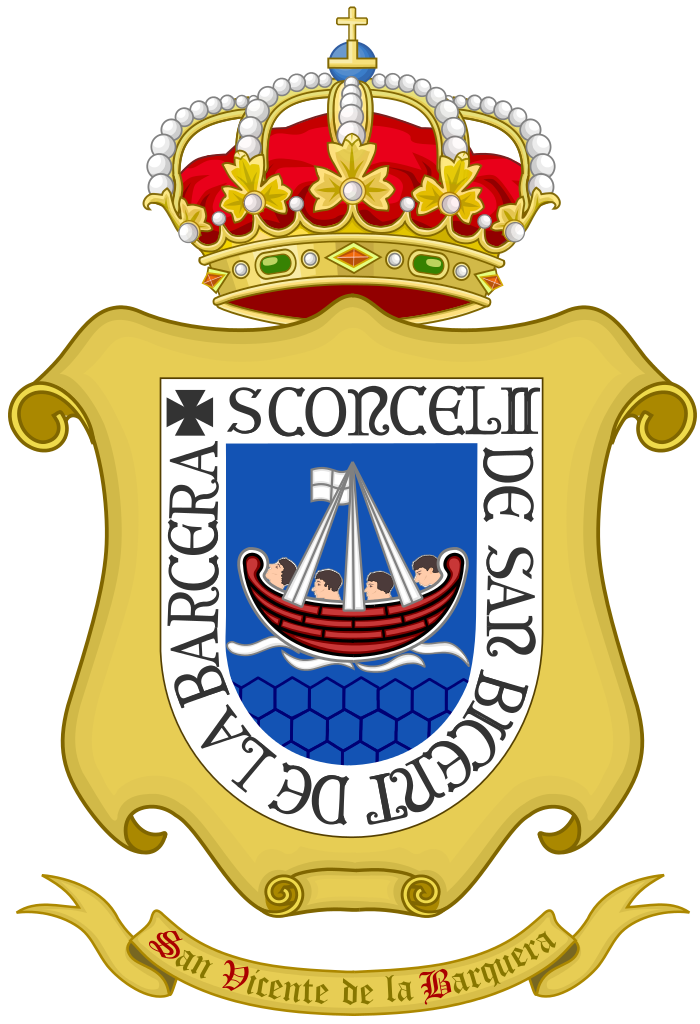 File:Coat of Arms of San Vicente de la Barquera.svg.