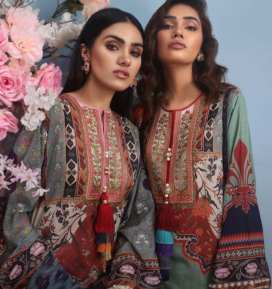 Sana Safinaz Online Store.