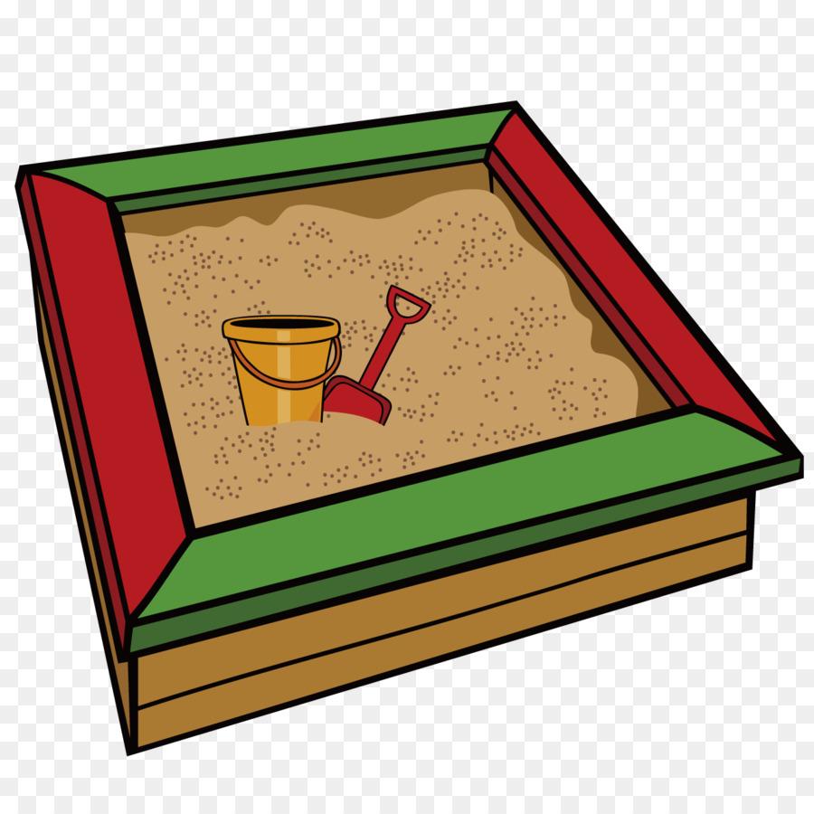 Sand box clipart 1 » Clipart Station.