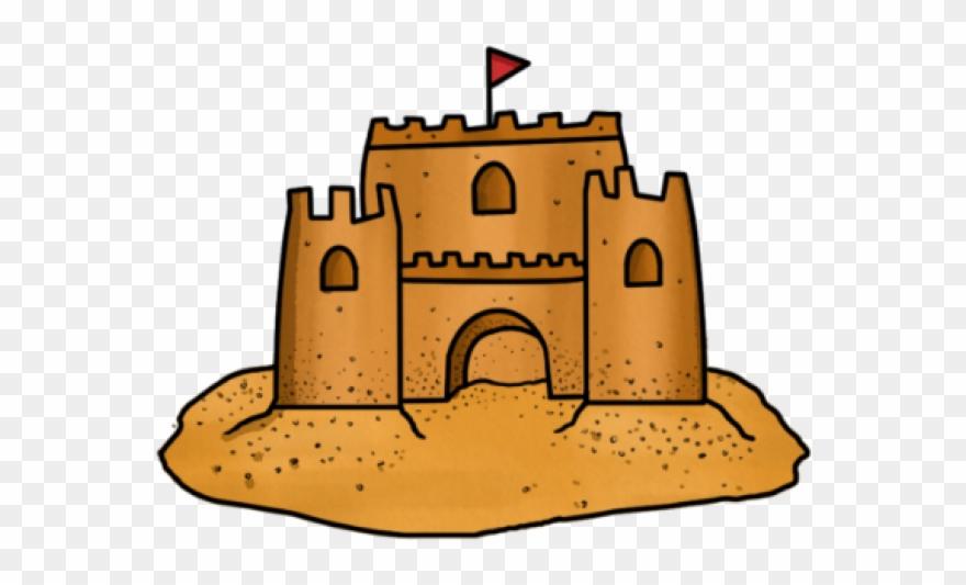 Sand Castle Clipart Clip Art.