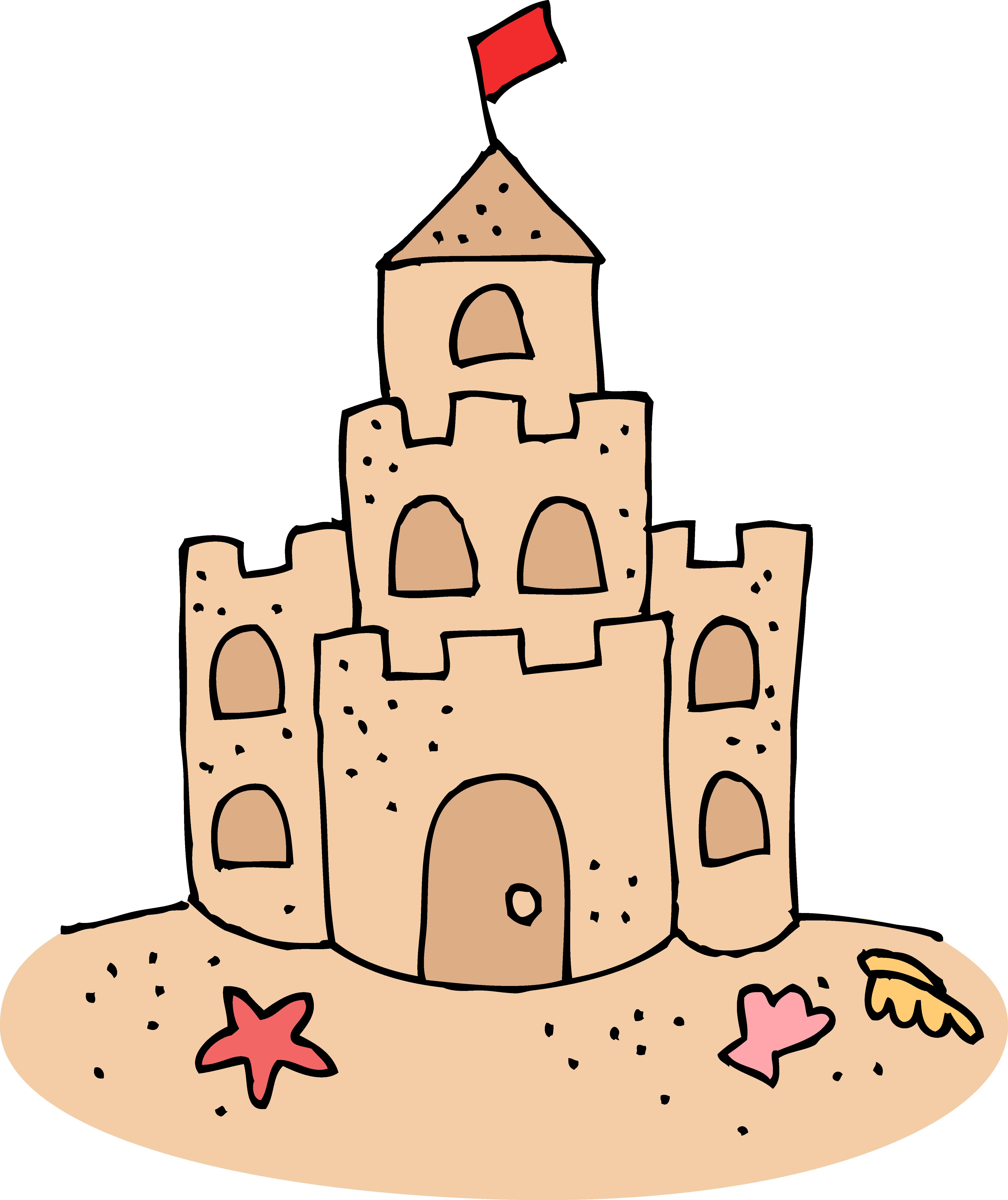 Sand Castle Clipart Png.