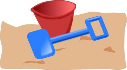 Sand Clipart.
