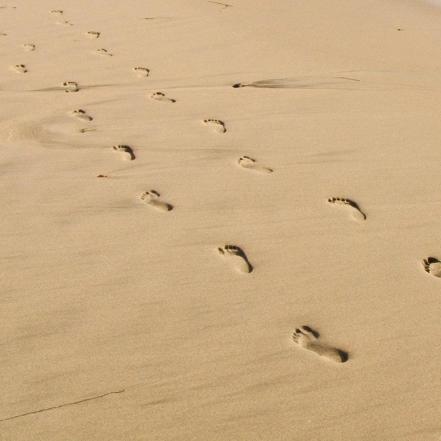 Sand, Footprint, Sky png clipart free download.