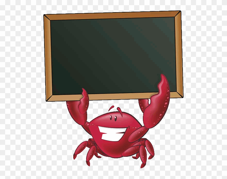Banner Stock Seafood Clipart Sand Crab.