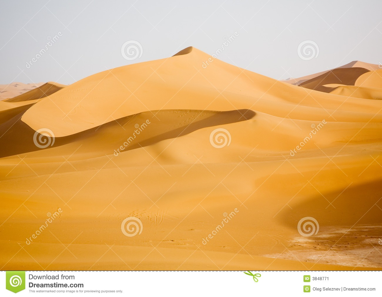 Sand Dune Clipart.