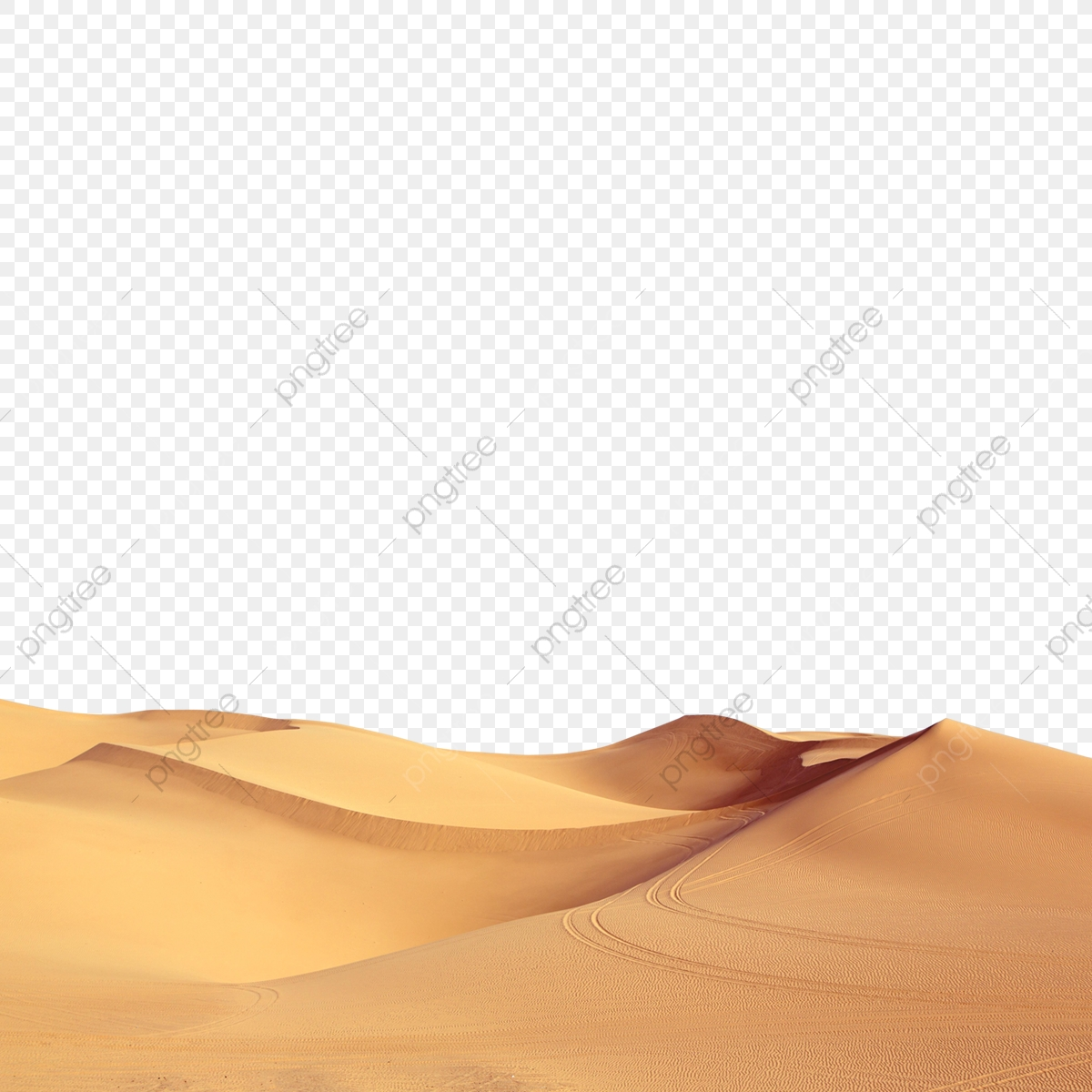 Dunes Transparency Background, Desert, Dune, Landscape PNG.