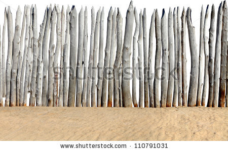 Old Wooden Fence Stock Photos, Royalty.