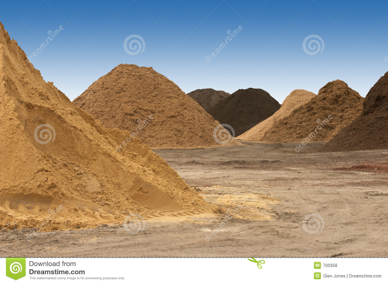Sand formations clipart #16