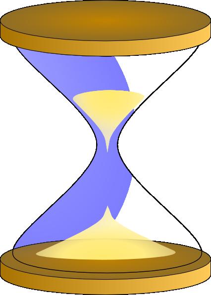 Sandglass Clip Art at Clker.com.