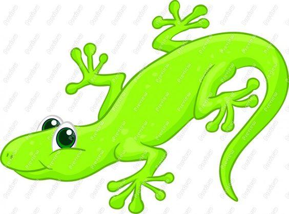 Cartoon Lizard Clip Art.jpg (800×593).