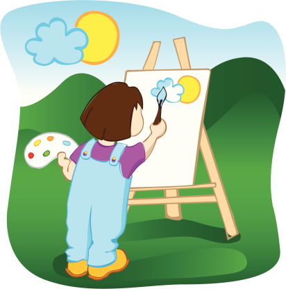 Sand Painting Clip Art, Vector Images & Illustrations.